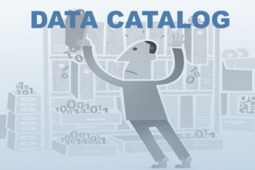 Metadata structureren met Data Catalog